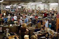New York City - The Chelsea Flea Market (9-5 Sat & Sun, 112 West 25th Street)...loved it and went every chance I had when in NYC...had to keep it under control...;-)