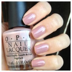 """Today's notd is for one of my all-time favorite polishes, OPI's """"Tickle My France-y."""" This polish is transformative. Indoors it mostly looks..."""