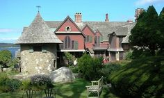 Beauport Sleeper-McCann House in Mass. Filled with secret passages and rooms.