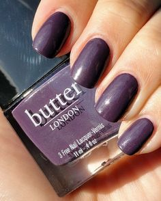 Butter is really nice polish! This color is lovely!