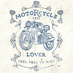 "motomood: "" cafe racer art 