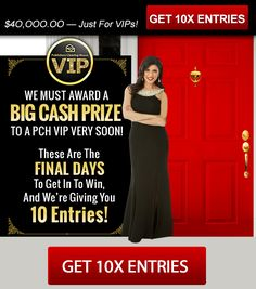 Free Online Sweepstakes & Contests | PCH.com | Alex, Nettie ...