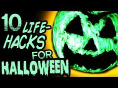 Who Ever Thought To Put This On A Pumpkin? 10 Amazing Halloween Life Hacks You Should Know - The Meta Picture