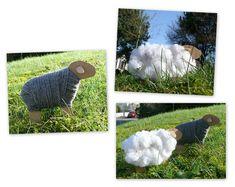 Diy, Shoe Box, Wrap Around, Upcycling Ideas, Lamb, Bricolage, Do It Yourself, Homemade, Diys