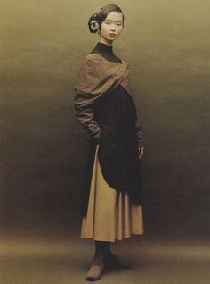 garlands-jpn: ryuko tsushin september 1988 - garment gapes | garment-gapes