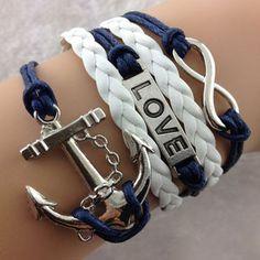 Infinity Love Anchor