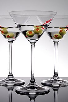 martini's with olives  (athena) for cocktail hour?