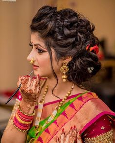 indian wedding hairstyles for bride Wedding Hairstyles indian wedding hairstyles for bride Wedding Hairstyles Marin Gs Albergotti maringsalbergotti Marin Albergotti Indian wedding hairstyles for bride indian wedding nbsp hellip Bridal Hairstyle Indian Wedding, Bridal Hair Buns, Bridal Hairdo, Indian Bridal Outfits, Indian Bridal Makeup, Wedding Hairstyles For Long Hair, Wedding Updo, Saree Wedding, Short Hair