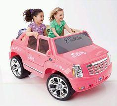pink cadillac escalade for girls httpwwwritcheycadillacbuickgmccom