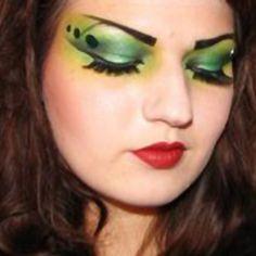 Halloween Makeup Tips for Cat | ... eye makeup halloween makeup ideas and tips how to do gothic eye makeup