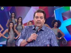 Faustão desabafa e se emociona ao falar da chapecoense - 04/12/2016