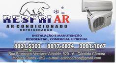 ar condicionado intalação manutenção higienização