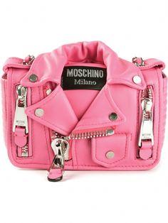 Moschino Pink Bag at Satù