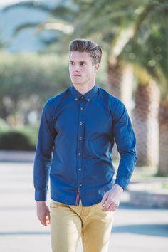 Tudors | Slim Fit SS16 #Tudors #Slimfit #Shirt #style #menstyle #menswear #fashion #casual #outfit #Gomlek #Tudorsshirt