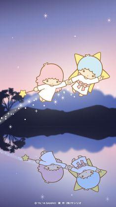 【2016.03】★Twitter Wallpaper ★ #LittleTwinStars