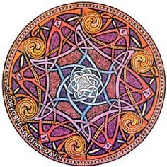 The Celtic Love Knot.