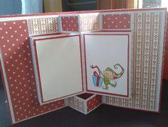 """le timbrine di Impronte: """"Card da tavolo"""" di Annalisa"""