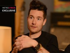 """Watch Dan from #Bastille break down the lyrics to """"Things We Lost In The Fire"""" exclusively for us! http://ow.ly/xmJJe"""