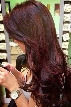 Simply Organic Beauty Winter + Fall 2015 Hair Color Trends Guide