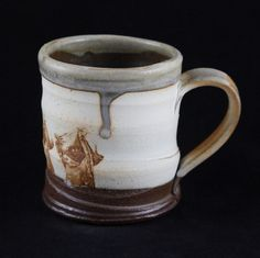 Cup by Justin Rothshank  @Baltimore Clay Works