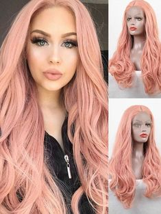 Only $56.10,buy Long Center Parting Wavy Lolita Synthetic Lace Front Wig at GearBest Store with free shipping.