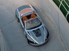 Aston Martin Twenty Twenty 2020 Concept Car (2001)