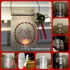 Mason Jar Crafts~