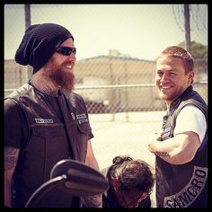Opie & Jax - Sons of Anarchy.