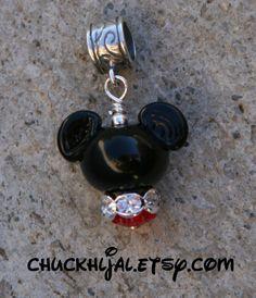Shorter European Mr Mickey Mouse Style Disney by chuckhljal, $30.00