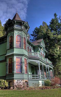 Victorian - Eugene, Oregon