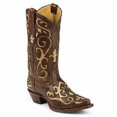 Fashion Cowboy Boots for Cheap | ... Cowboy Boots Earth Santa Fe Leather VF3024 | Shop accessories, fashion