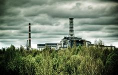 Chernobyl @ Ghost Towns: Places Abandoned Due To Disasters (PICS) - WebEcoist
