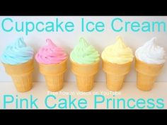 April Fools' Prank Trick Food - Cupcake Ice Creams How-to - YouTube