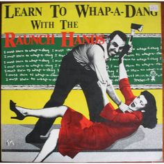 Learn to Whap-A-Dang with The Raunch Hands