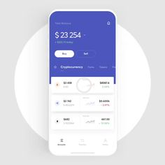 UI / UX Design :: Multicurrency Wallet App Working on multicurrency wallet app 💸. Here is a part of interface design interaction. Mobile Ui Design, Interface Design, Visual Design, Interaktives Design, App Ui Design, Flat Design, 2020 Design, Design Trends, Graphic Design