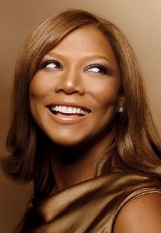 Queen Latifa.  She is beautiful