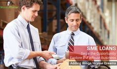 SME Loan- Add Wings to your Dreams......!!!!!! http://moneyplatter.com/