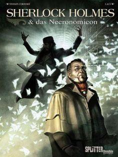 Comic-Review: Sherlock Holmes & das Necronomicon