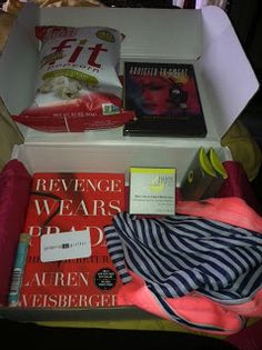 PopSugar Must Have - June 2013 REVIEW! Love this box. I will use everything in it!
