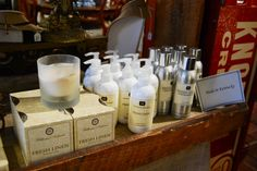 #candles #lotion #roomspray #HillhouseNaturals #gifts #FormandFunctionRaleigh