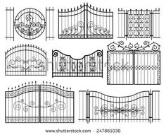 Iron Gate Stock Photos, Images, & Pictures | Shutterstock