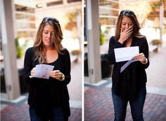 literally the best proposal ever. Seriously read this! Worth it.  I actually cried.