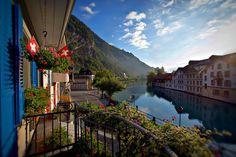 Switzerland: Klosters, Interlaken and the Appenzeller