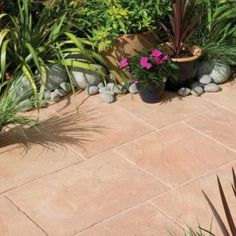 Ashbourne incorporates riven paving and fettled edges to provide a truly distinctive and attractive solution. Stone Driveway, Driveway Paving, Garden Paving, Garden Stones, Concrete Paving, Paving Stones, Patio Slabs, Back Gardens, Garden Projects