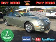 2005 Cadillac STS V8 Sedan at Coral Group Miami, Florida 33142  Used cars for Sale in Miami  Buy here pay Here   $11990