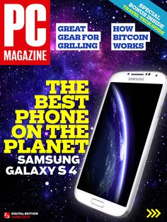 """Read about """"the best phone on the planet,"""" how Bitcoin works, and more in the June issue of PC Magazine."""