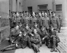 WELSH GUARDS IN THE FIRST WORLD WAR 1914-1918 © IWM (Q 67406)