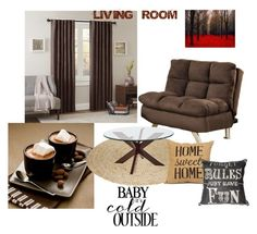 """""""Brown"""" by azraa-tursunovic ❤ liked on Polyvore featuring interior, interiors, interior design, home, home decor, interior decorating, Venetian Worldwide, Pier 1 Imports, Graham & Brown and Madison Park"""