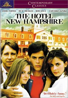 Image result for the hotel new hampshire movie