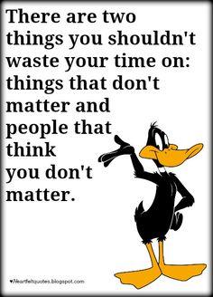 Funny Cartoon Quotes, Funny True Quotes, Sarcastic Quotes, Funny Cartoons, Daffy Duck Quotes, Wisdom Quotes, Me Quotes, Crazy Quotes, Great Quotes